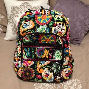 Vera Bradley Mickey Mouse backpack
